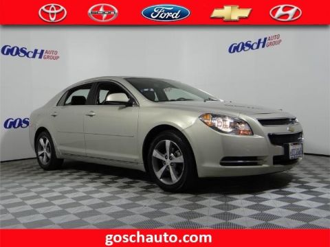 Pre-Owned 2009 Chevrolet Malibu LT w/2LT Front Wheel Drive Sedan