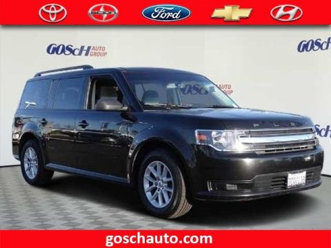 Pre-Owned 2013 Ford Flex SE Front Wheel Drive Sedan
