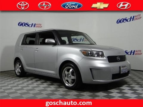 Pre-Owned 2008 Scion xB STD Front Wheel Drive Wagon
